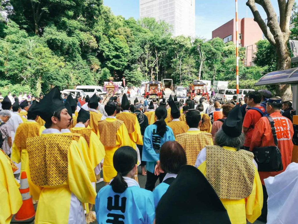 【撮影実績】イベント撮影・山王祭 (撮影 & Twitter公式アカウントでのリアルタイム写真投稿)
