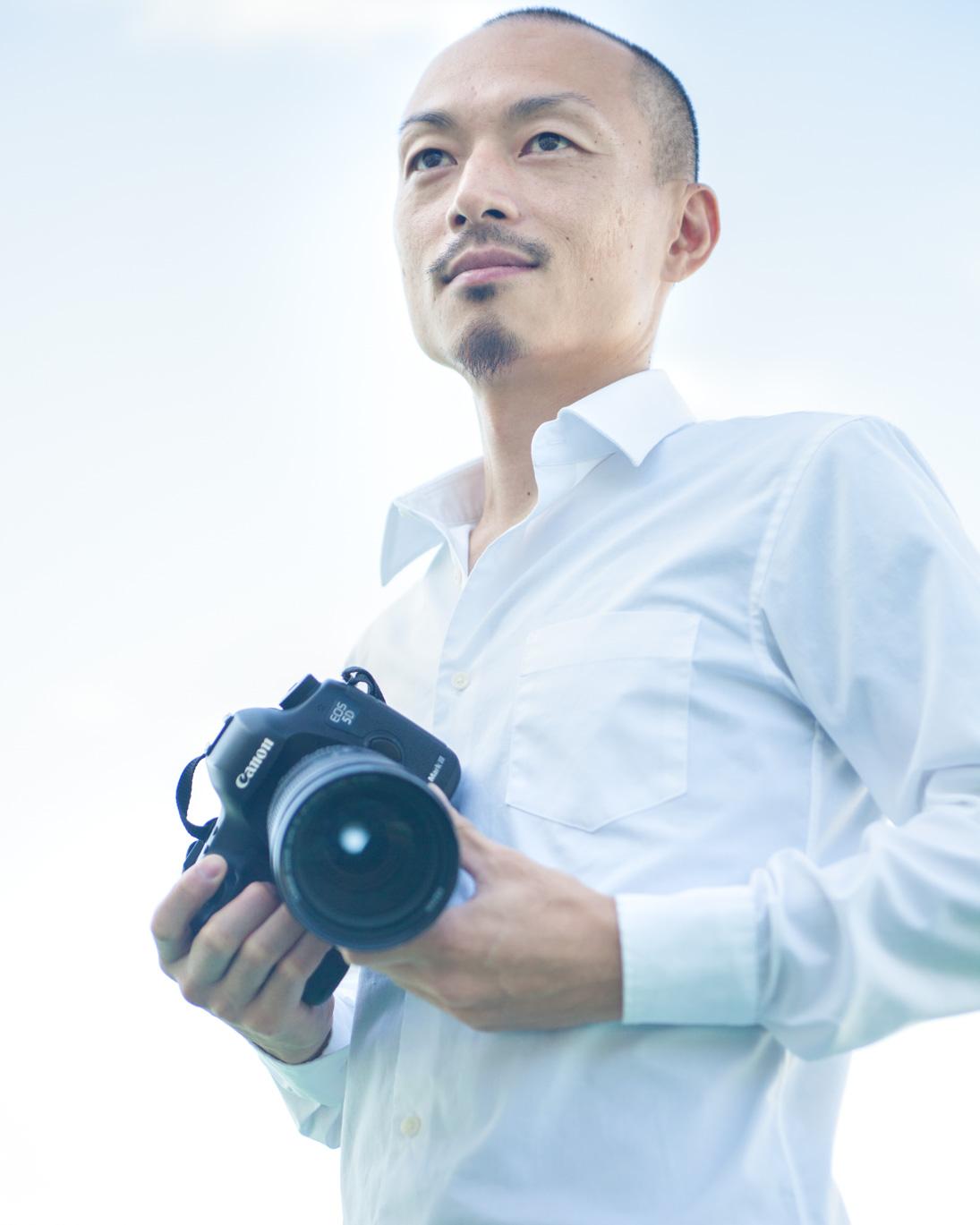 カメラマン髙栁